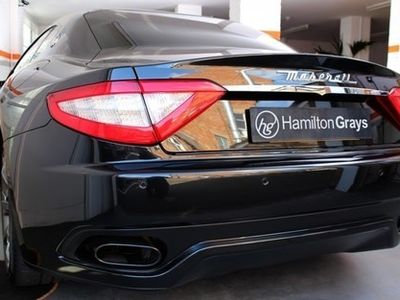used Maserati Granturismo S