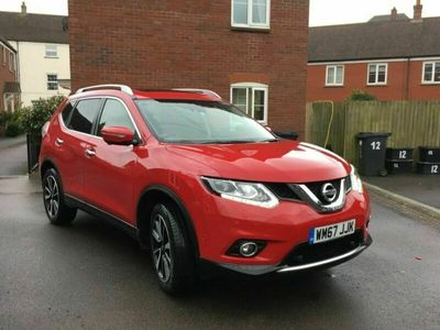 used Nissan X-Trail 1.6 dCi Tekna SE 4WD (s/s) 5dr