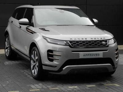 used Land Rover Range Rover evoque New D180 R-DYNAMIC SE Diesel MHEV 5dr