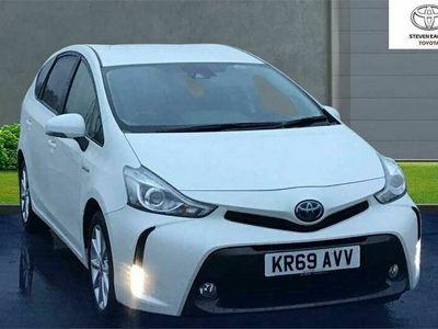 used Toyota Prius+ 1.8 VVT-h Excel CVT (s/s) 5dr