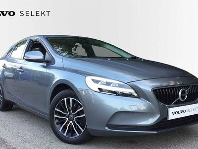 used Volvo V40 T3 Momentum Manual Nav Plus (Rear Park Assist - Navigation - Bluetooth)