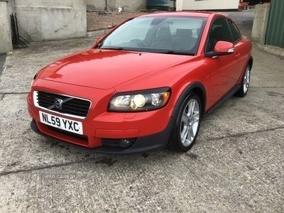 used Volvo C30 DIESEL SPORTS COUPE Hatchback 2009