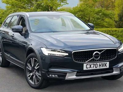 used Volvo V90 CC T5 AWD Cross Country Plus (Heads-Up Display, Rear Camera, Pilot Assist)