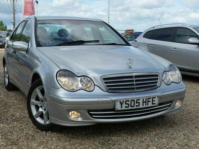 used Mercedes C200 C Class 2.1CDI Classic SE 4dr