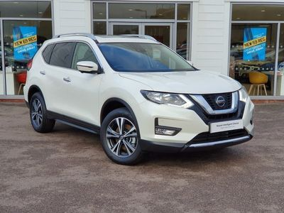 used Nissan X-Trail 1.7 dCi N-Connecta 5dr Station Wagon diesel station wagon