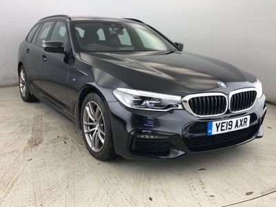 used BMW 520 5 Series D Xdrive M Sport 5Dr Auto