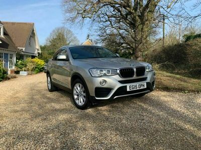 used BMW X4 2.0 20d SE Auto xDrive (s/s) 5dr