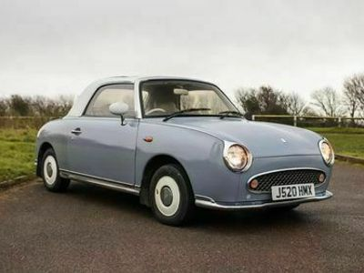 used Nissan Figaro 1 litre, convertible, two door, petrol, automatic
