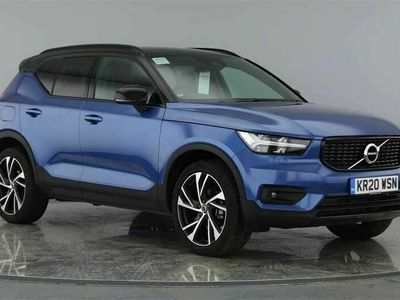 used Volvo XC40 D3 R-Design Pro Automatic(Intellisafe Pro,Convenience Pack,Winter,Smartphone)