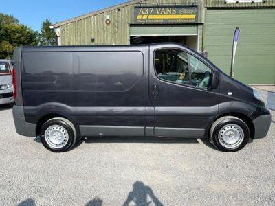 used Nissan Primastar SE SWB 115DCI SHR P/V AIR CON NO VAT TO PAY, 2009, Van, 111715 miles.