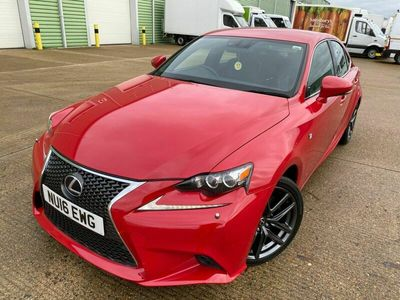 used Lexus IS300 2.5 F Sport E-CVT 4dr