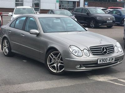 used Mercedes E280 E Class Diesel SaloonCDI Sport 4dr Tip Auto 3.0