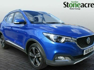 used MG ZS 1.0T GDi Exclusive 5dr DCT