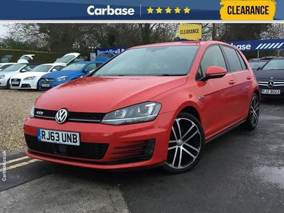 used VW Golf 2.0 TDI GTD 5dr