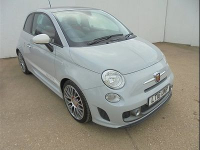 used Abarth 595 1.4 T-Jet Turismo 3dr Grey Manual Petrol