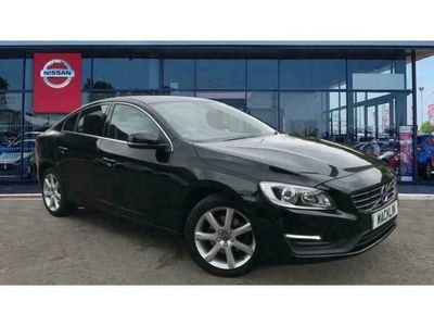 used Volvo S60 D3 [150] SE Nav 4dr Geartronic [Leather]