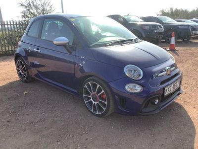 used Abarth 595 595 1.4TURISMO 3d 162 BHP - LEATHER INTERIOR. LOW hatchback