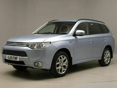 used Mitsubishi Outlander 2.0 PHEV GX3h 5dr Auto For Sale Reg:HJ15 FNF