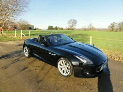 used Jaguar F-Type 3.0 V6 S/C R-Dynamic (340ps) Convertible Auto