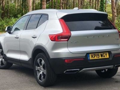 used Volvo XC40 D3 AWD Inscription Auto null diesel estate