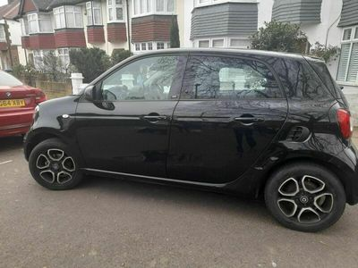 used Smart ForFour 1.0 Prime (Premium) Twinamic (s/s) 5dr