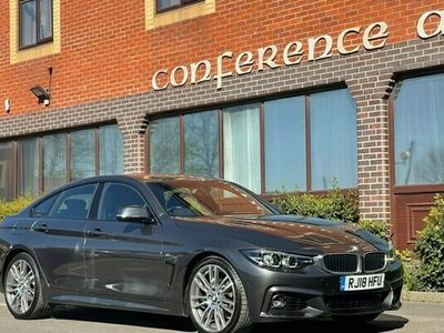 used BMW 420 4-Series Gran Coupe d (190bhp) M Sport (Professional Media) 5d Auto