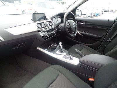 used BMW 118 1 Series d SE 5-door 2.0 5dr