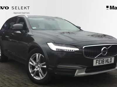 used Volvo V90 CC 2.0 D4 Pro 5dr AWD Geartronic