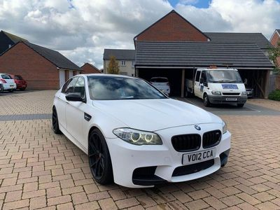used BMW M5 4.4 4dr