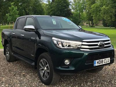 used Toyota HiLux 2.4D-4D Invincible