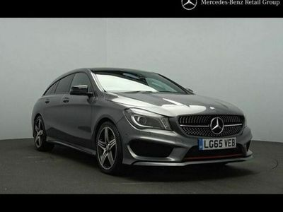 used Mercedes CLA250 4MATIC ENGINEERED BY AMG