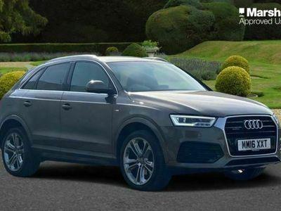used Audi Q3 2.0TDI quattro S Line Plus (184ps) (s/s) Tronic