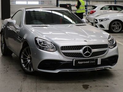 used Mercedes 300 SLCAMG Line 2dr 9G-Tronic 2.0
