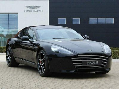 used Aston Martin Rapide S V12 4dr Touchtronic Auto 6.0