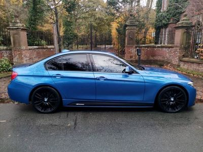 used BMW 328 3 Series 2.0 i M Sport 4dr