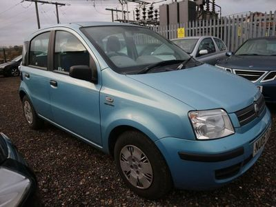 used Fiat Panda 1.2 DYNAMIC 5d 59 BHP MORE CLEARANCE STOCK ON OUR WEBSITE
