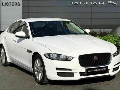 used Jaguar XE 2.0 i4 Diesel (163PS) Prestige Saloon 2017