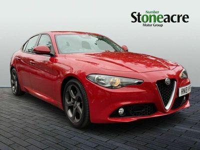 used Alfa Romeo Giulia 2.2TD Super (180bhp)
