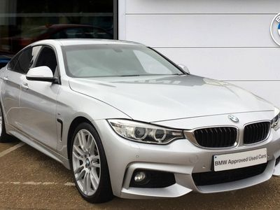 used BMW 428 Gran Coupé 4 Series i M Sport Free Nationwide Delivery Saloon 2014