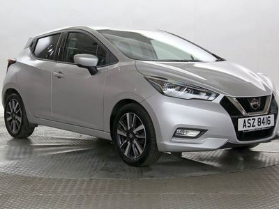 used Nissan Micra 0.9 IG-T N-Connecta