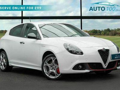 used Alfa Romeo Giulietta 2.0 JTDM-2 Speciale TCT (s/s) 5dr