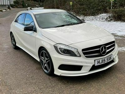 used Mercedes A220 A Class 2.1CDI AMG Sport 7G-DCT 5dr