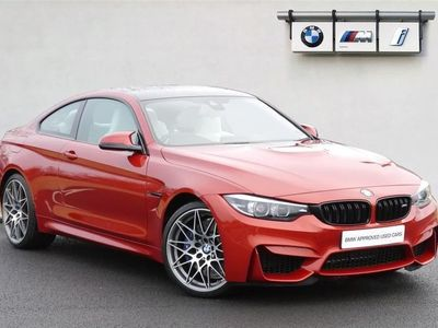 used BMW M4 2dr DCT Auto