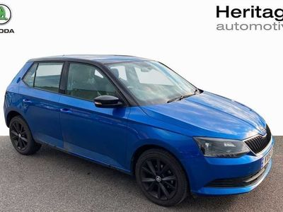 used Skoda Fabia 1.0 Tsi Colour Edition 5Dr