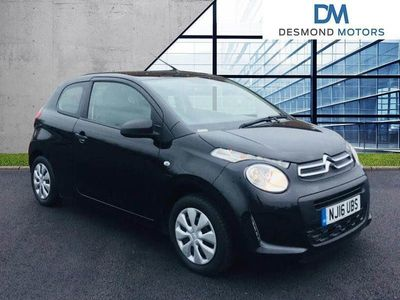 used Citroën C1 1.0 Vti Touch 3Dr