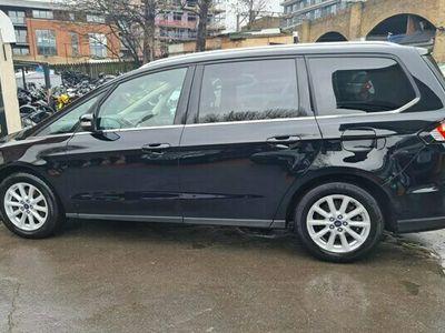 used Ford Galaxy Estate Titanium X 2.0 EcoBlue 190PS auto 5d