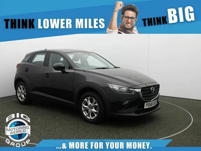 used Mazda CX-3 SE NAV PLUS for sale   Big Motoring World