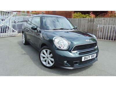 used Mini Cooper SD Paceman 2.0 2dr