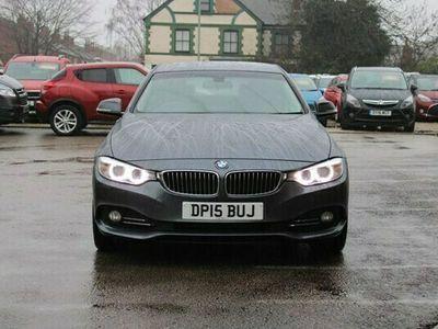 used BMW 420 4-Series Gran Coupe d (190bhp) xDrive Luxury (Prof Media) 5d Auto