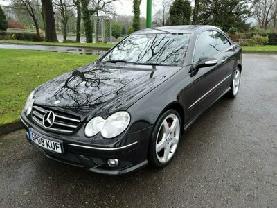 used Mercedes CLK220 CLK 2.1CDI SPORT 2d 148 BHP 2-Door